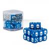CITADEL - Kostki Dice Cube - niebieskie
