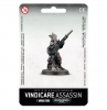 Warhammer 40K - Officio Assassinorum Vindicare Assassin