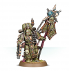 Warhammer 40K - Death Guard Plague Marine Icon Bearer