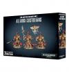 Warhammer 40K - Adeptus Custodes Allarus Custodians