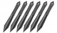 Schrade - 8'' Full Tang Throwing Knife Set - 6 szt. - SCTK6CP