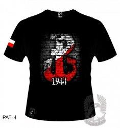 Koszulka Polska Walcząca 1944 PAT-04 [rozmiar XL]