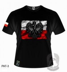 Koszulka Polska flaga PAT-03 [rozmiar XL]