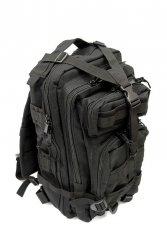 Plecak typu Assault Pack - czarny