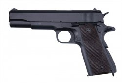 Replika pistoletu KWC 1911 BlowBack CO2