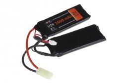 GFC - Akumulator LiPo 7,4V 1600mAh 20C [1+1]
