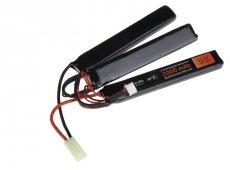 Akumulator LiPo 11,1V 2000mAh 15/30C 3-modułowy