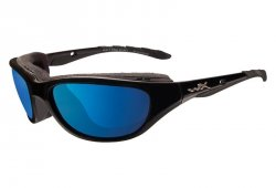 Okulary Wiley X® AIRAGE Polarized Blue Mirror