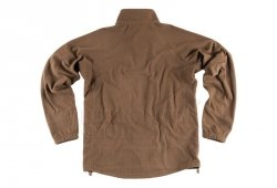 Bluza polarowa Alpha - coyote brown