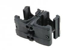 Łącznik magazynków typu MP7 - czarny