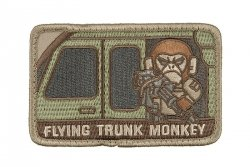Naszywka Flying Trunk Monkey - MC