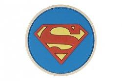 Naszywka 3D - Superman