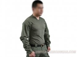 Bluza typu Talos Halfshell - olive drab