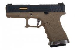 Replika pistoletu G19 Force Custom - T6