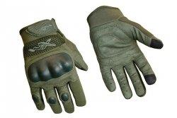 Rękawice taktyczne Durtac SmartTouch - foliage green