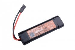 Akumulator NiMH 9.6V 1600mAh - Small Type