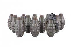 Zestaw granatów Hakkotsu Pineapple - 12 sztuk
