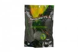Kulki Rockets Professional BIO 0,25g - 1kg - DARK GREEN