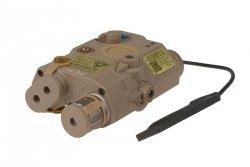 Replika modułu wskaźnika laserowego LA-5/PEQ, wzór UHP