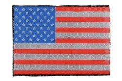 Naszywka IR - US Flag 2