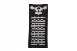 Chusta MSM Skull Mask Multi-wrap - urban