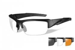 Okulary Wiley X® VALOR - Clear/Grey/Light Rust