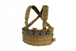 Kamizelka taktyczna Rapid Assault Chest Rig - coyote brown