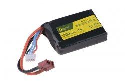 ElectroRiver - Akumulator LiPo 11,1V 1300mAh 20C PEQ-15