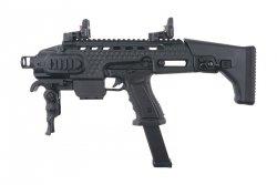 Replika pistoletu Hornet Full Auto z konwersją - czarna