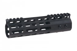 Chwyt przedni typu MLOK 7 - Czarny