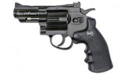 ASG - Dan Wesson 2,5'' Revolver - Black - 17175