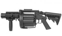 ASG / ICS - Granatnik Multiple Grenade Launcher MK 1S - 17339