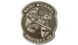 MIL-SPEC MONKEY - Morale Patch - Saint-M Modern - Multicam