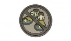 MIL-SPEC MONKEY - Morale Patch - No Clown Shoes - PVC - Arid