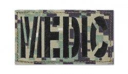 Combat-ID - Naszywka MEDIC - AOR2 - Gen II