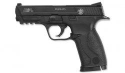 Cybergun - Smith & Wesson M&P40 - Metal Slide - Sprężynowy - 320129