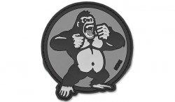 101 Inc. - Naszywka 3D - King Kong - Szary