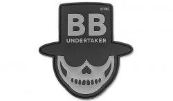101 Inc. - Naszywka 3D - BB Undertaker