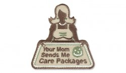 MIL-SPEC MONKEY - Morale Patch - Your Mom Sends - Arid