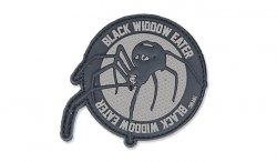 101 Inc. - Naszywka 3D - Black Widdow Eater - Szary