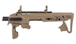 ASG - Konwersja G1 RONI do Glock 17/18C/19 - Desert - 17949