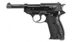 Maruzen - Replika Walther P38 ac40.s - Black Metal