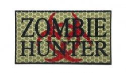 Combat-ID - Naszywka Zombie Hunter - Piaskowy - Gen I