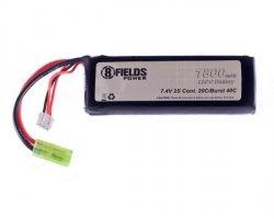 Akumulator Li-Po 1800mAh 7,4V 20/40C [8FIELDS]