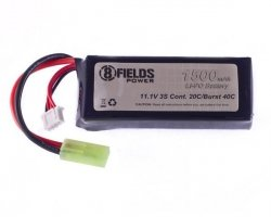 Akumulator Li-Po 1500mAh 11,1V 20/40C [8FIELDS]