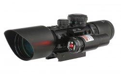Luneta 3-10x40E z laserem [ACM]