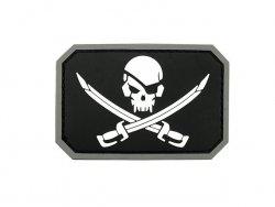 Naszywka Pirate PVC 5 [EM]