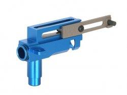 Wysokiej jakości aluminiowy szkielet komory hop-up CNC do AK
