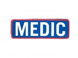 Naszywka MEDIC PVC 1 [EM]