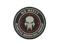 Naszywka No Mercy PVC 1 [8FIELDS]
